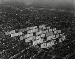Pruitt-Igoe St. Louis 1954-1972 Demolished