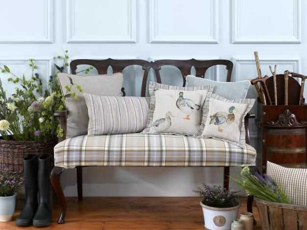 American Country Cottage Decorating: English Country Decorating On Pinterest. A Selection Of