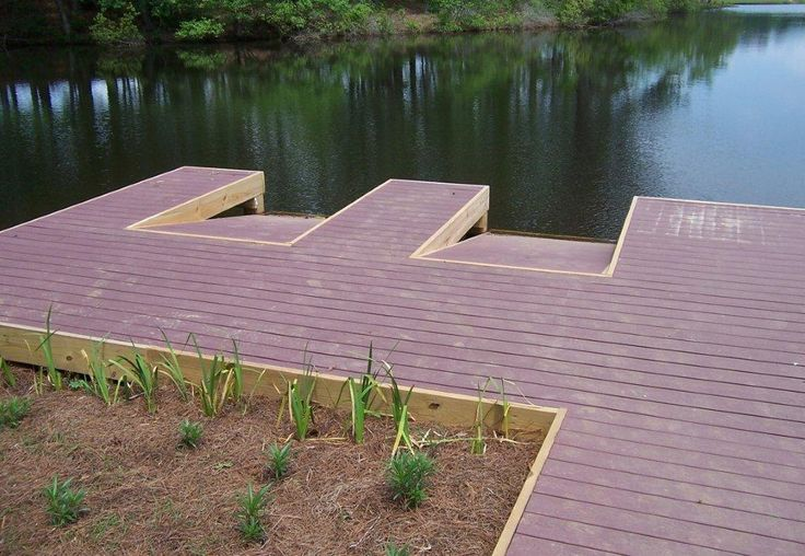 Pond Dock Designs | Dock Design Ideas | Hickory Dickory, Dock