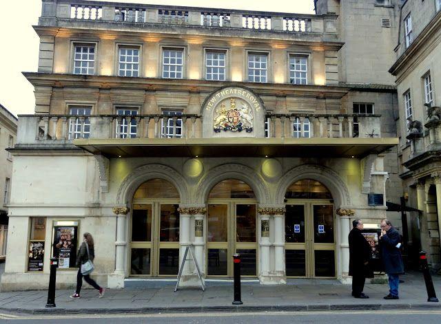 Travel and Lifestyle Diaries Blog: The Bath, England Recap - Bath Royal Theatre