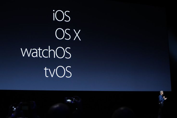 The Apple operating systems of iOS, tvOS, MacOS and WatchOS will be upgraded in the fall.