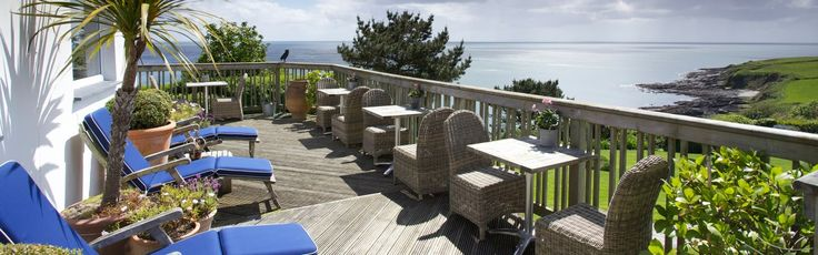 Striking the perfect balance between accessible and remote, Driftwood Hotel's main house has an incredible setting, high on a cliff, and an easy-breezy atmosphere.