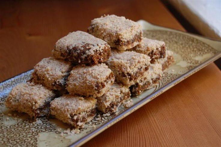 Инжирное печенье | Сыроедение