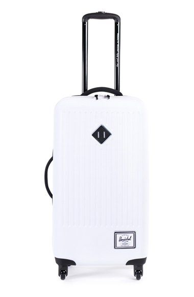 Herschel Supply Co. 'Trade - Large' Rolling Hard Shell Suitcase available at #Nordstrom