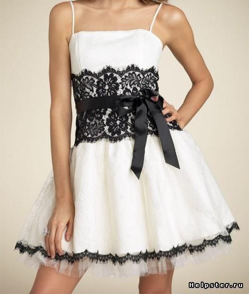 Платье для дня рождения фото
