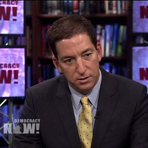 """Collect It All"": Glenn Greenwald on NSA Bugging Tech Hardware, Economic Espionage & Spying on U.N. NO PLACE  TO HIDE"