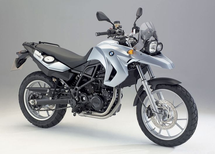 BMW F650GS  If I get a bike again, something like this.