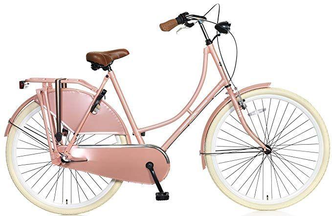28 Popal Omafiets Om28 S3 Damen Holland Fahrrad 3 Gang Farbe