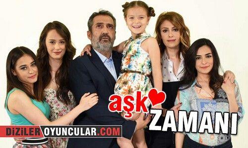 ئەکتەرەکانی  درامای Ask Zamani