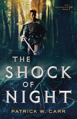 'The Shock of Night' by Patrick W. Carr #bookreview #chrisfic by Paula Vince