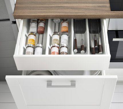 Küchen unterschrank ikea  Die besten 25+ Ikea metod unterschrank Ideen auf Pinterest   Ikea ...