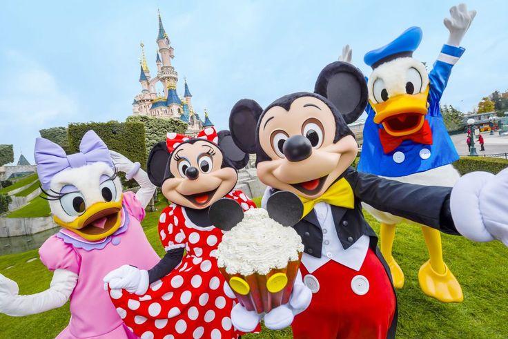 mickey disneyland paris 2016 | Des surprises pour l'anniversaire de Mickey à Disneyland Paris, les ...