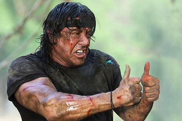 Rambo Thumbs-Up