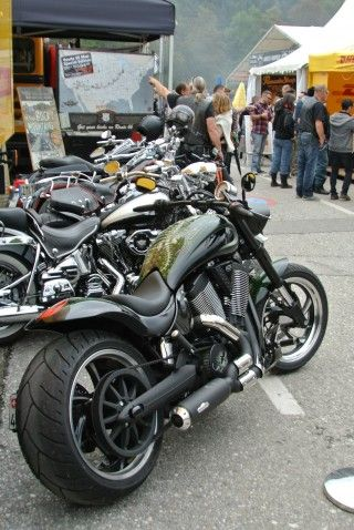 Victory Motorcycles riders showcase custom creations at European Bike Week | Victory Motorcycles Media EMEA