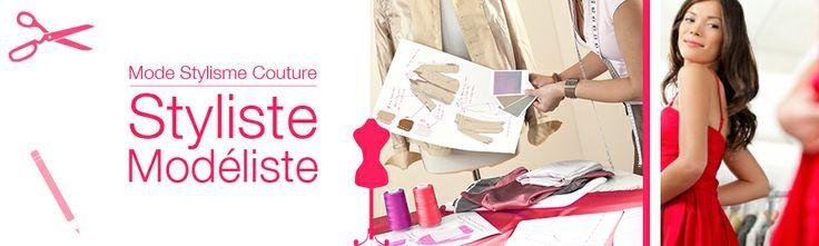 Devenir Styliste en suivant une formation à distance de styliste-modéliste  => http://www.educatel.fr/domaine/18-mode-stylisme-couture/formations/40-styliste-modeliste #FormationMode #Mode #Styliste