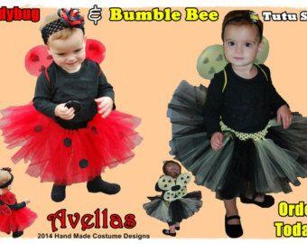Disfraz de Halloween de Mariquita alas  traje de Mariquita
