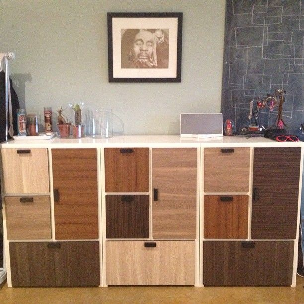 Discontinued Ikea Kitchen Cabinet Doors: Kallax Sideboard With Doors - Google Search