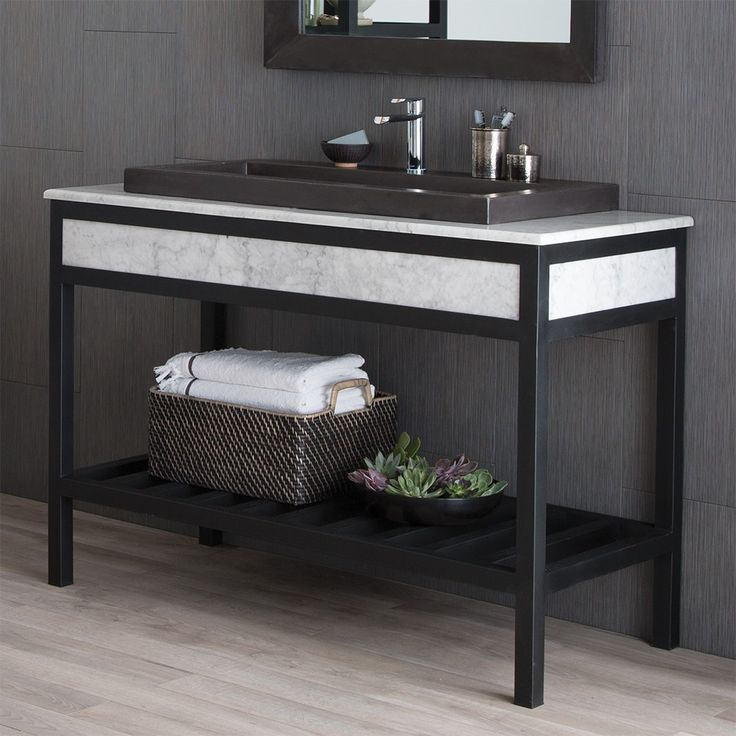 Native Trails 72 Quot Cuzco Vanity In Carrara With Nativestone