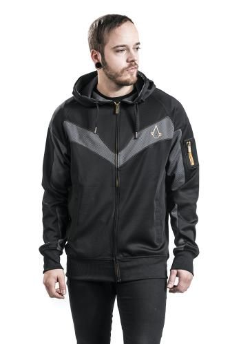 """Felpa uomo """"Syndicate - Parkour Hoodie"""" di Assassin's Creed."""