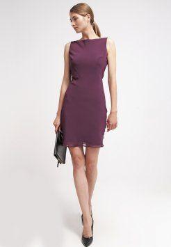Young Couture by Barbara Schwarzer - Sukienka koktajlowa - plum