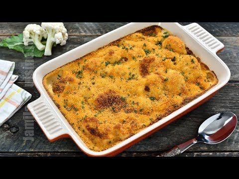 Conopida gratinata la cuptor | JamilaCuisine - YouTube