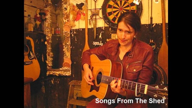 Rachel Ries -  Adrian  - Songs From The Shed