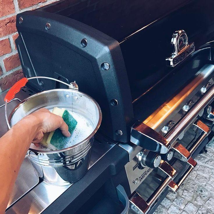 Nowy post na BroilKing.pl/blog o czyszczeniu i konserwacji grilla gazowego #broilking #grillegazowe #BroilKingPL