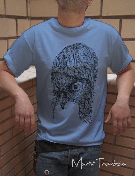 """Collezione t-shirt """"Animal Hair"""" SALE!!    Un'esplosione di stile e colore, una couture animalesca.  $15,00 @DaWanda Italia"""