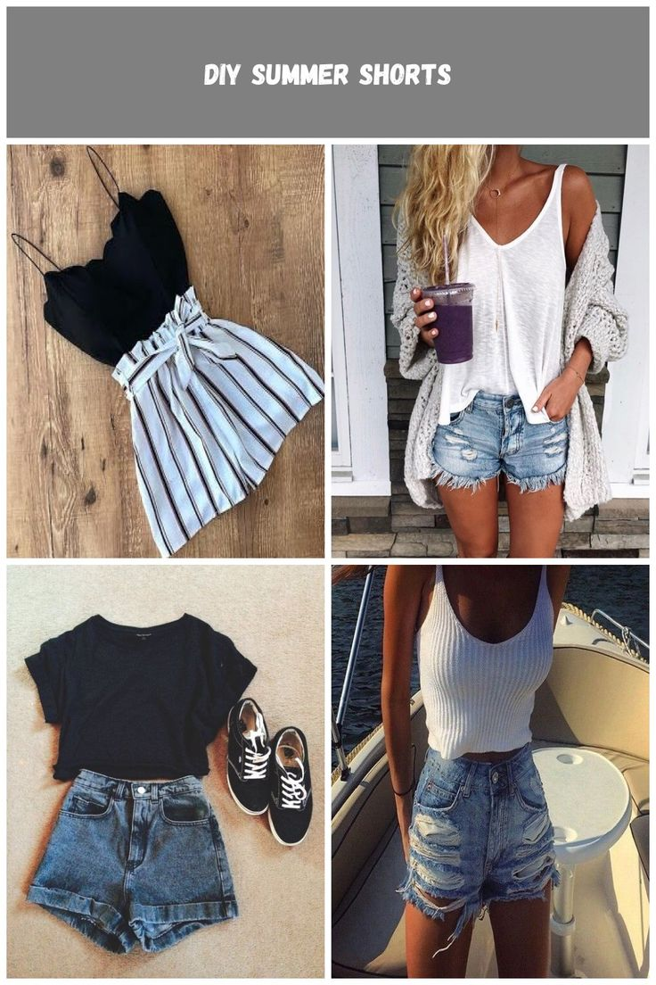 15 lovely cute summer outfits – Fashion and Travel Blogger shorts outfits