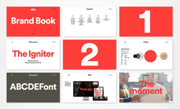 Noted: New Logo and Identity for MTG by BVD
