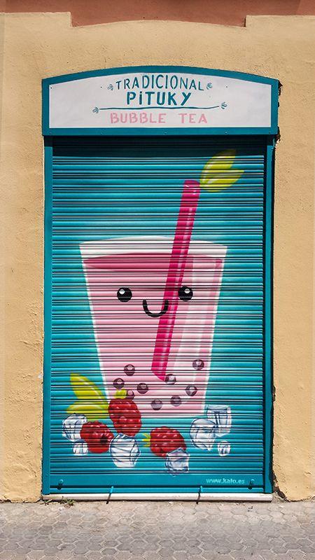 Pituky - Tradicional Bubble Tea, C/Santa Ana 26 , Sevilla