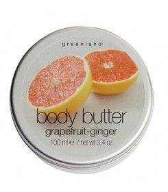 Greenland Fruit Emotions Grapefruit And Ginger Body Butter 100ml
