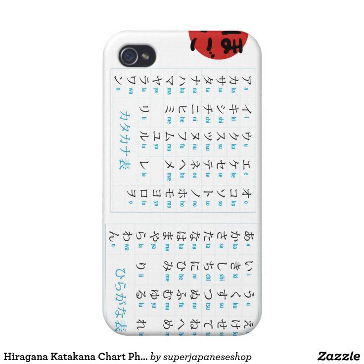 Anime Guide To Hiragana: Best 25+ Katakana Chart Ideas On Pinterest