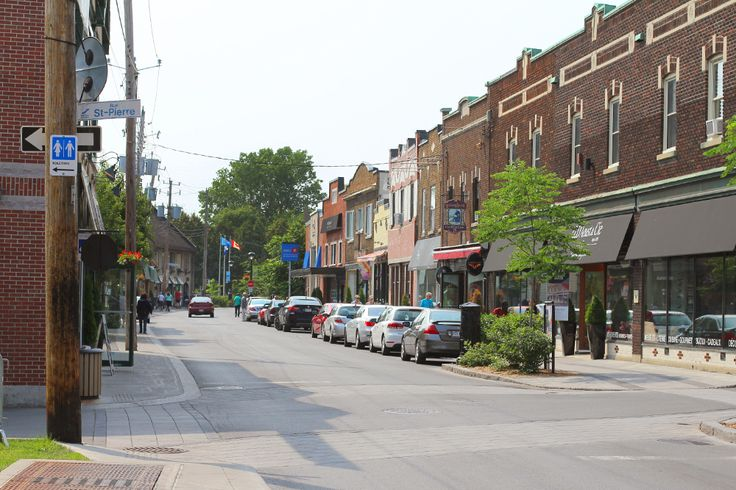 Explore Sainte-Anne-de-Bellevue: a Small Town Vibe Right Here in Montreal #genealogy
