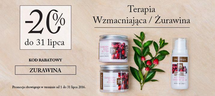 Sklep internetowy - ORGANIQUE - naturalne polskie kosmetyki organiczne - sklep internetowy