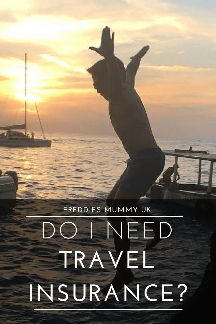 Do I need travel insurance? If you are travelling outside of the UK you need to organise travel insurance #insurance #travel