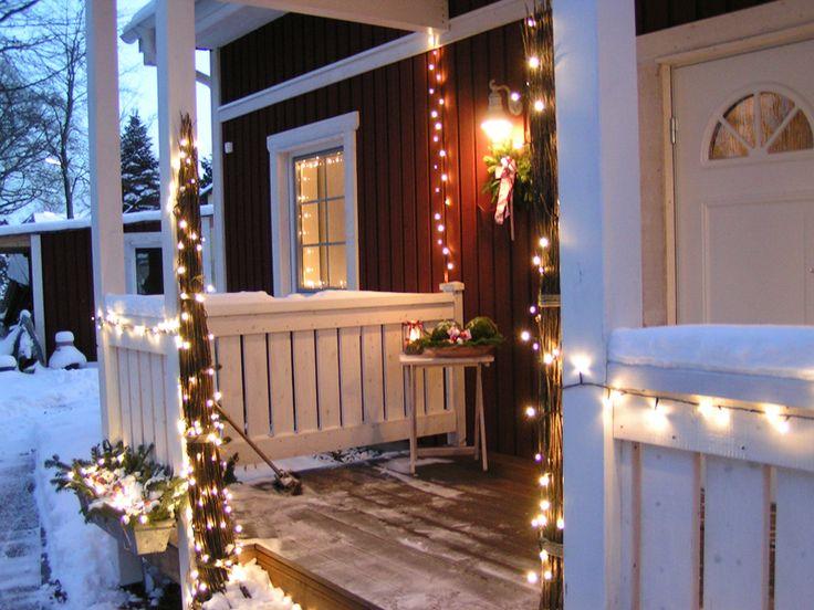 winter veranda
