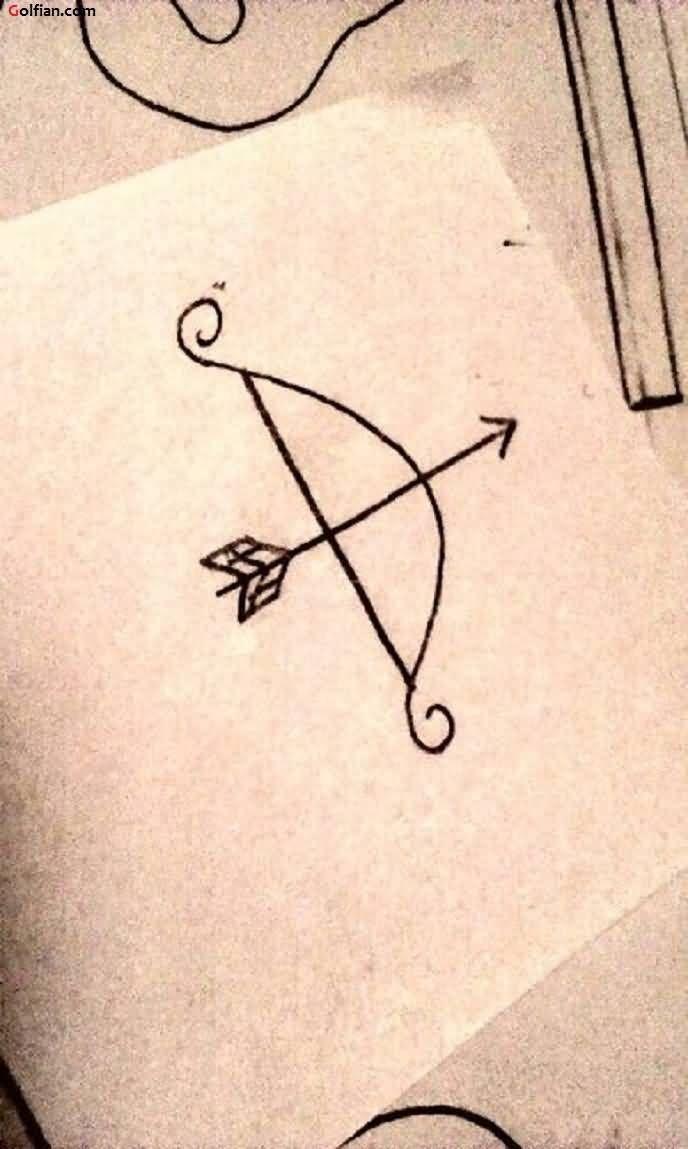 Pin Auf Pfeil Tattoos 15