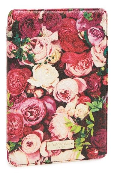 kate spade new york 'roses' iPad mini case available at #Nordstrom