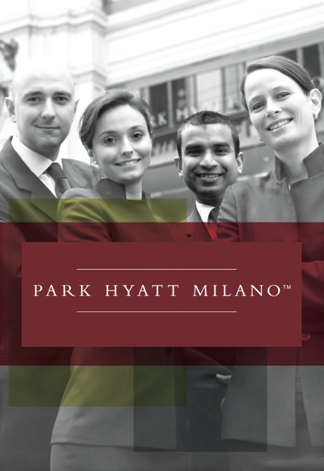 Park #Hyatt #Milano #team