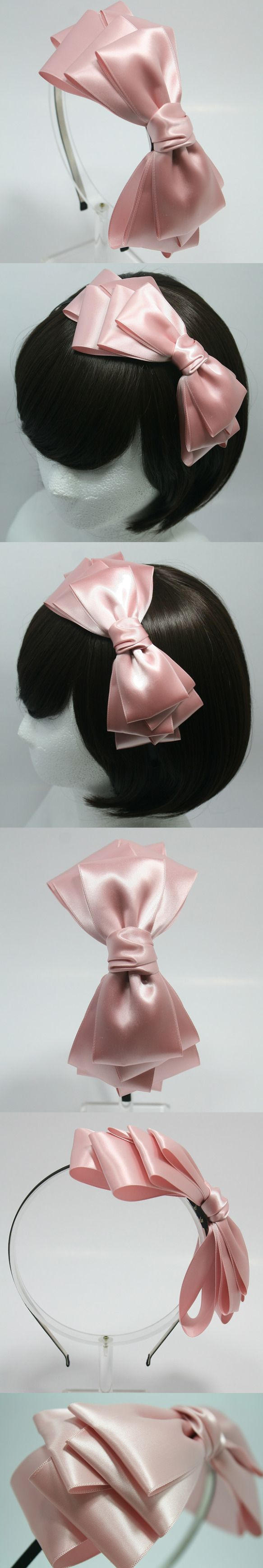 Gossip Girl Headband Hair Accessory Hat Bow Band HB1373 | eBay