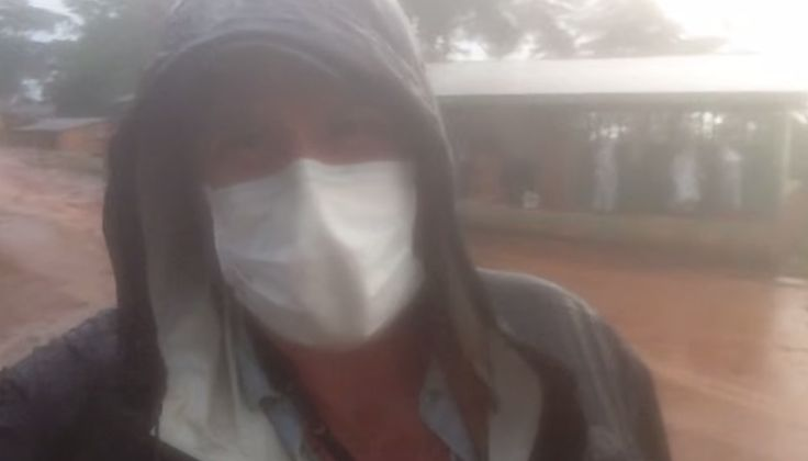 Journalist in the Midst of Ebola