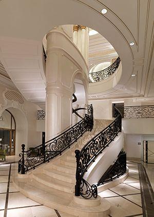 Four seasons hotel baku azerbaijan designed by for Hotel design firms