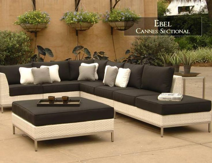 2015 Wicker outdoor furniture