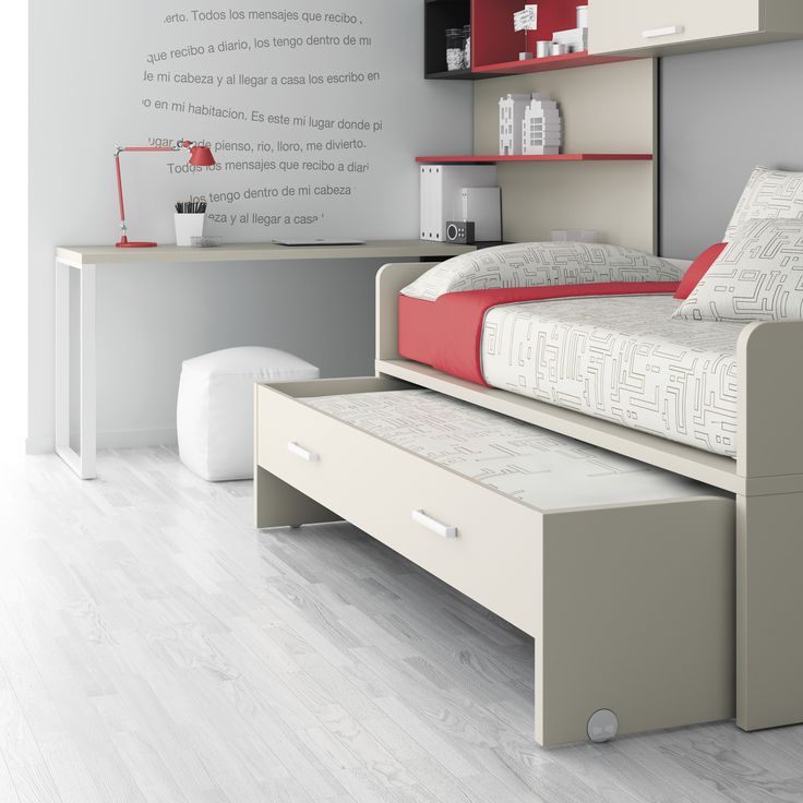 15 best Camas compactas y nidos images on Pinterest | Child room ...
