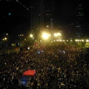 What's so weird about Hong Kong? Umbrella Revolution