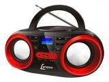 Rádio Portátil FM USB Boombox - Lenoxx