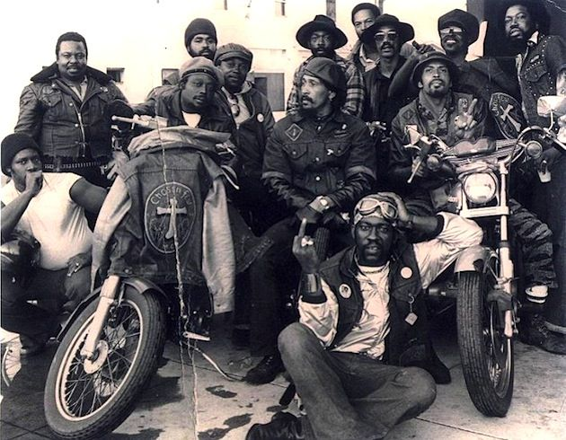 Trailer: Take None Give None The Chosen Few Motorcycle club doc film- A trailer for an upcoming film on 'The Chosen Few' Motorcycle club. Founded in 1959, one of the original Black Outlaw Biker gangs in a culture most associated with, as they put it, 'Them Crazy White Boys,' these guys keep the name alive to this day, still doing as they please on the back of some heavyweight motorcycles.