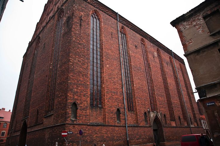 Kościół Wniebowzięcia Najświętszej Maryi Panny, Toruń