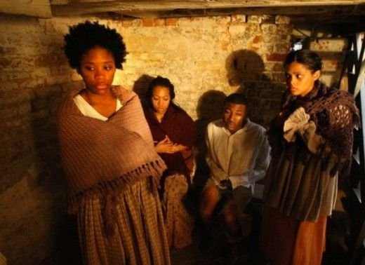 the underground railroad that leads to freedom The underground railroad living museum flight to freedom tour is a storytelling re-enactment of the original underground railroad passage that operated between 1840 and 1863.